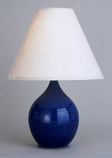 [ Blue Gloss Lamp ]